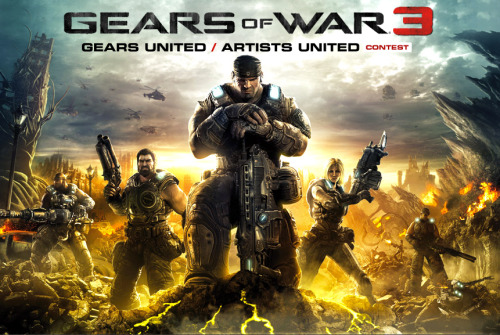 Win $10,000 in the Gears of War Contest on deviantART THE MISSION: Create an original Gears of War wallpaper. THE PRIZING: $10,000! Plus, a Xbox 360 limited edition console bundle and tons of deviantART swag. COLLABORATION: DeviantART is allowing co-op (aka collaborative) entries. Go rogue and attack this mission alone or join forces with another artist. Enter now!