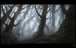 Howling Forest by *Hideyoshi