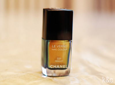 Does anyone own a Chanel polish? Are they worth the money? Cause I think I want one and this is mos def the shade…