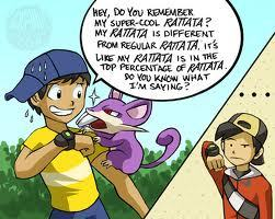 Like a tax collector, the phone calls of top percentage rattata never end…