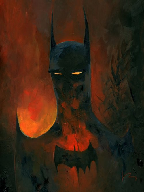 herochan:  Zombie Batman - by Jeremy Sorrell deviantART || Blog || Etsy Shop
