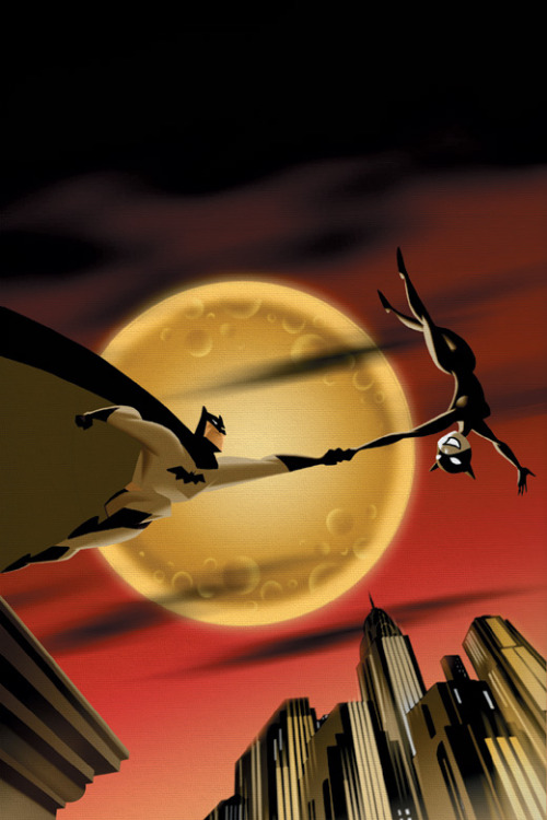 rahzzah:  Darwyn Cooke has no equal timetravelandrocketpoweredapes:  Gotham Adventures #50 Cover by Darwyn Cooke