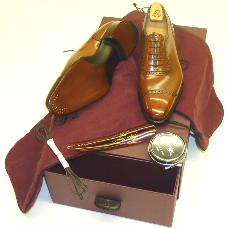 Gotta luv these shoes adistinctivetaste:    Alfred Sargent - HG Box  Shout out to:lexusbest