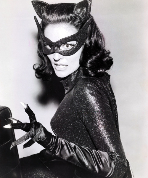 Lee Meriwether as Catwoman in Batman 1966