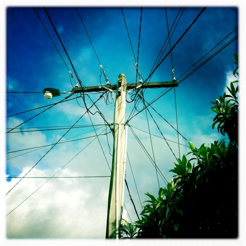 A wireless world! John S Lens, Ina's 1935 Film, No Flash, Taken with Hipstamatic