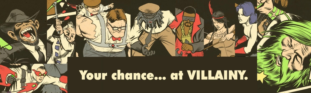 vitruvianunderground:    Kickstarter Update #3: New incentives to be EVIL!  We're now offering bold new incentives as well as adjustments to previous incentives to give everyone even more great things for being kick-ass supporters and making sure it's worth every dollar you donate! For everyone who has pledged $30 or higher, you'll not only receive exactly what you have pledged for but YOU will be made into a super villain in the Vitruvian Underground universe. Ramon and I will use your likeness in the development of a new super-villain in this comic series and we'll send you an original pencil drawing of the character we create based on you. And from all pledges from 30-500 you get this option! But wait, if you REALLY want to be the center of attention among all the bad guys in this universe and you want to be a MAJOR super villain, with big starring roles in the next issue's back-up story and beyond, causing trouble for the super-hero Bola, then the newly adjusted $200 and $500 incentives are for you. For $200 - YOU will have a major starring role as a Silver Age Bola super villain character in an upcoming back-up story. Back-up stories are eight pages long so you can be a major character for up to 8 story pages! Not only that, but there will be a mock-up comic cover that has the super-villain character based on you facing off against the Bola, which you will receive a full color print of as well as the penciled and inked original art! You'll also get a fully penciled and inked character piece of art of your character, there's the possibility of your character returning in future issues, you'll receive a copy of the first issue, your name will be printed in the acknowledgments section of this issue, and you'll receive an exclusive Vitruvian Underground Membership Card with your face drawn on it by either Craig or Ramon! For $500 - The motherload - you get it all! And we'll be forever indebted to you: YOU will have a major starring role as a Silver Age Bola super villain character in an upcoming back-up story. Back-up stories are eight pages long so you can be a major character for up to 8 story pages! Not only that, but there will be a mock-up comic cover that has the super-villain character based on you facing off against the Bola, which you will receive a full color print of as well as the penciled and inked original art! You'll also get a fully penciled and inked piece of art of your character, there's the possibility of your character returning in future issues, you'll receive high-quality prints of all 5 Vitruvian Underground members as well as a group-shot, a t-shirt featuring the team, a penciled and inked 11x17 pin-up of any 2 characters of your choice (comic book, movie, video game, etc) by both Craig and Ramon, a copy of the first issue, your name will be printed in the acknowledgments section of this issue, and you'll receive an exclusive Vitruvian Underground Membership Card with your face drawn on it by either Craig or Ramon!   Here are some pencil drawings examples by myself and Ramon, respectively:     Hope people really like this new offering and thanks again for the continued support! 8 days to go! Keep spreading the word! -Craig Cermak http://www.kickstarter.com/projects/1274668795/vitruvian-underground-first-issue/posts/117173
