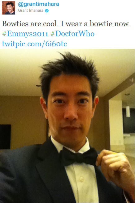 Grant Imahara everyone.