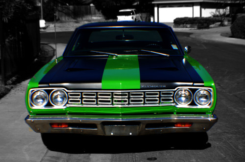 musclecardreaming:  MOPAR MONDAY