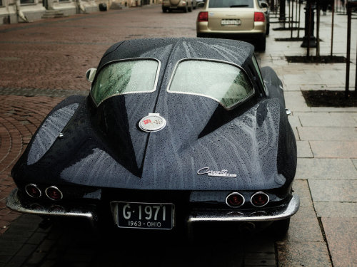 retrocurrently:  Sting Ray 01 by ~hsxg OMG I'LL DIE NOW.