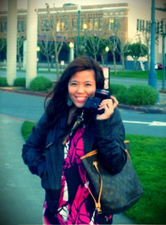Strolling around Pier39, San Francisco with my Toy :)