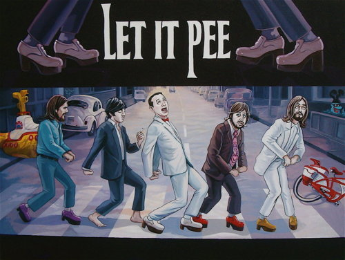 'Let It Pee' by David MacDowell