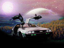 DeLorean Dawn