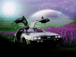 DeLorean Noon