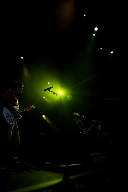Live at Squamish: Weezer on Flickr.