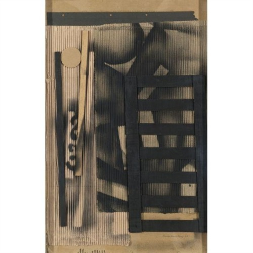 Louise Nevelson Blog post on Corrugated Art