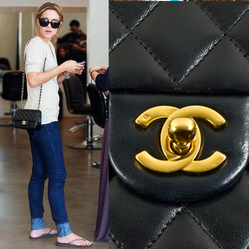 Chanel Classic Mini Flap