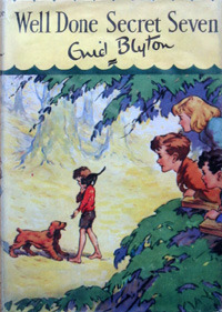 Here is a childhood favourite of Book Republic, Enid Blyton's Secret Seven… What are your favourite childhood books? :)