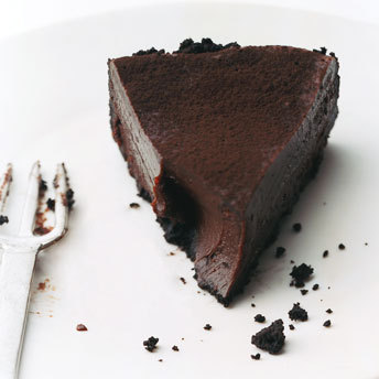 pilgrimkitty:  hufflepuffcompanion:  fuckyeahpie:  Chocolate Truffle Tart (via gourmet)  i want this in me  That's what she said, honey.