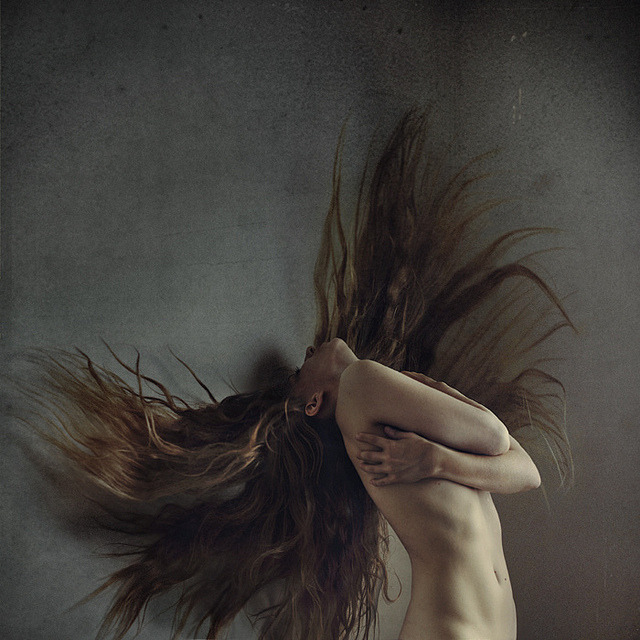 flight of the trapped by brookeshaden on Flickr.