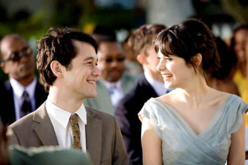 (500) Days of Summer  This is a story of boy meets girl, but you should know upfront, this is not a love story.  … love the end where he meets a girl named, Autumn. What are the odds? :-)