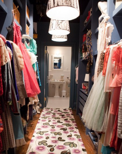 greyandgray:  Carrie's 'Sex and the City' Closet
