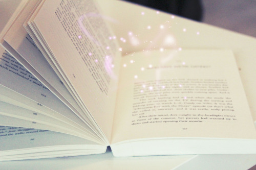 in every book you will find magic - your imagination.