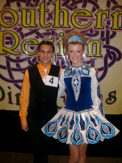 This is me with my friend Joey @ the Oireachtas a few years back (Irish Dancing championships) when we first met. We look so little! lol :D Check out his blog, cuz it's super cool! thingsarelookingup13.tumblr.com