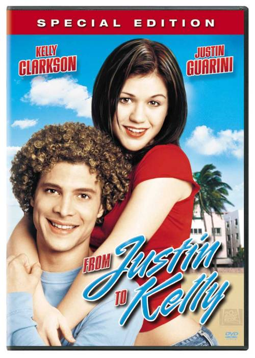 No not Justin Timberlake the OTHER pop sensation… Justin Guarini. Who's that you ask? Exactly! This was actually a movie. Like, in the theater. People paid to see it… I think.