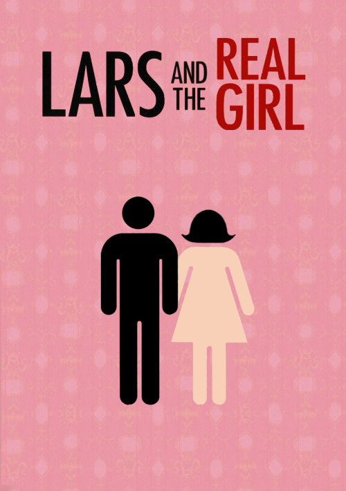 minimalmovieposters:  Lars and the Real Girl by heil-ginger jamescoates's request