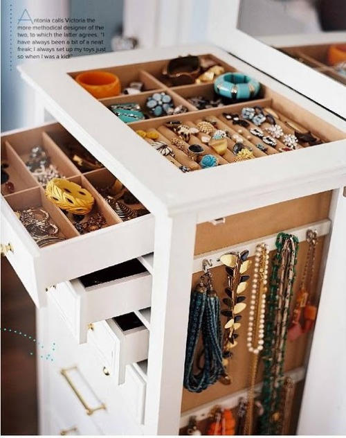 keep your stuff organized (via pinterest)