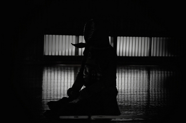 Kendo / 剣道 - Another time… on Flickr. © Ogawasan 小川/Bach.sacha.Photography.