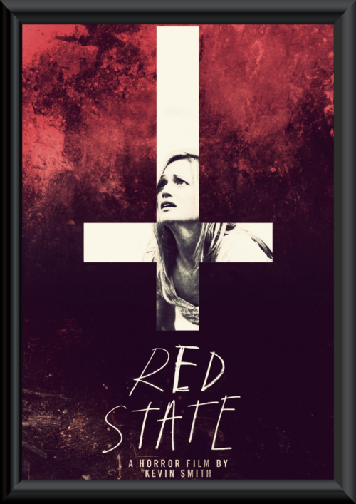 Red State was…alright.  I mean, it wasn't this Earth-shattering film that Smithtards have made  it out to be nor was it a complete piece of dogshit like Smith-haters  have claimed. It was definitely a unique sort of film, though, and that  certainly added to the charm of it, ultimately making me enjoy it more  than I typically would have. I wouldn't say that I am a hardcore Smith  fanatic, by any means, but I do enjoy his movies for the most part. I'd  say this is easily his most matured work, not in the sense that  there isn't a dick joke every five minutes, but that this is very  likely his most well-rounded film. As others have stated before, Michael Parks is  the true star of the show here. This role isn't like any other he's had  before and if you solely associate his name with the character of Earl  McGraw from Kill Bill, From Dusk Til Dawn, Planet Terror and Death Proof then  he may be unrecognizable here to most. John Goodman is also excellent  as Keenan, an ATF special agent put in control of the situation when all  things go awry. As a whole, I really enjoyed some parts of the  film and thought others were underwhelming. I thought they pushed the  whole anti-gay issue a bit too much, making some scenes come across as  unnecessary anti-discrimination propaganda, when they could have just  left things as is and gotten the same message across. In terms of  acting, surprisingly the least impressive was Academy Award winner  Melissa Leo. I can't say I was totally invested in her performance,  which is unfortunate, since she's one of the best actresses in  Hollywood. I really enjoyed the vibe of the film. While Smith was  trying to portray, or parody rather, the Westboro Baptist Church (and he  did to an extent) it felt more like a mock-adaption of the 1993 Waco  incident in which seventy-six people were either gunned down or burnt to  death by government agents. This, obviously, was a huge inspiration for  Smith and it certainly helped shape the film and make it what it was.  The fact that he implemented this reality into the script as the entire  second act was a fantastic decision and lead to some of the most  interesting moments of the film. I'm not exactly sure why or how Red State has been labeled a 'Horror Film'. I don't evil truly consider The Devil's Rejects a horror flick. This was in vain of something like that, or could even be considered a reverse-From Dusk Til Dawn where it starts out going in one direction yet ends in another. I love that. The transition from teenage slasher flick to unrequited shoot'em up is certainly a welcome one, at least in my book. Maybe  it requires another watch before I form a full opinion on it but for  now, I'd say it was a very mixed bag - leaning toward positive. Overall,  I'd give it a:  ★★★/★★★★★