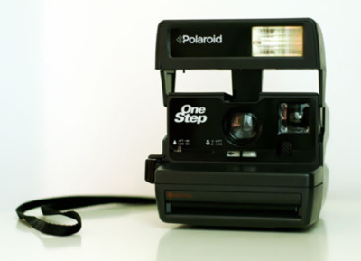 """i want my polaroid film back!"""
