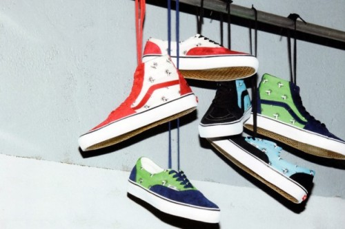 Supreme x Vans Fall/Winter 2011 Preview