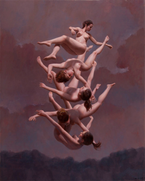theartofanimation:  Harry Holland, Falling
