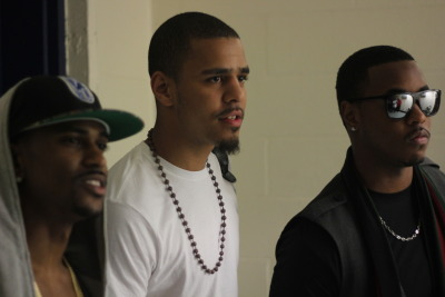 idothisshit:  Big Sean & J. Cole THOOOO, <3