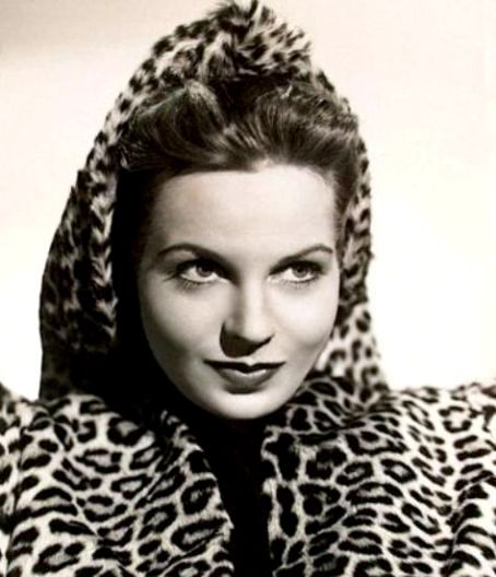 judywald:  Betty Field; 1940's  (ondiraiduveau)