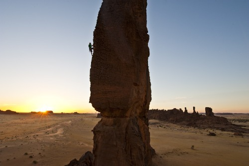 celestialsloth:  Towers of Ennedi