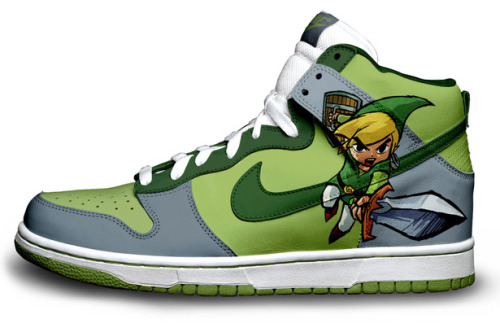 Cool Shoes #3 ZELDA! OMG