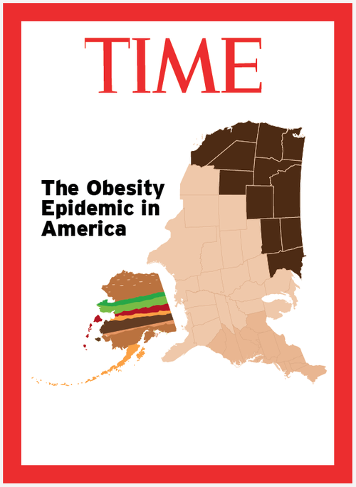 cordisre:  Obesity in America by Ricky Linn