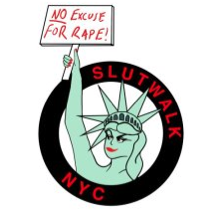 The SlutwalkNYC logo is here!!!
