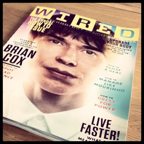 Great short article on Shazam's US success on page 22 of this months Wired UK. Great example of multi channel #digital #innovation  (Taken with instagram)