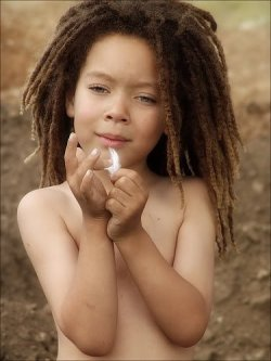 my future child!! adopted of course lol <3