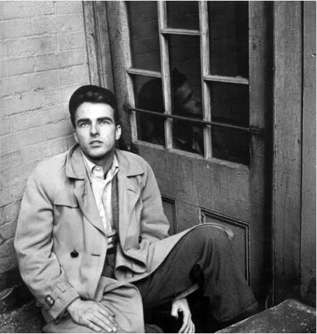 Montgomery Clift, 1950s -via climbing-down-bokor