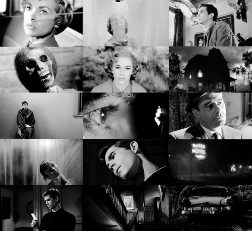 "100 Favorite Movies (in no particular order) | Psycho (1960)    ""It's not like my mother is a maniac or a raving thing. She just goes a little mad sometimes. We all go a little mad sometimes. Haven't you?"""