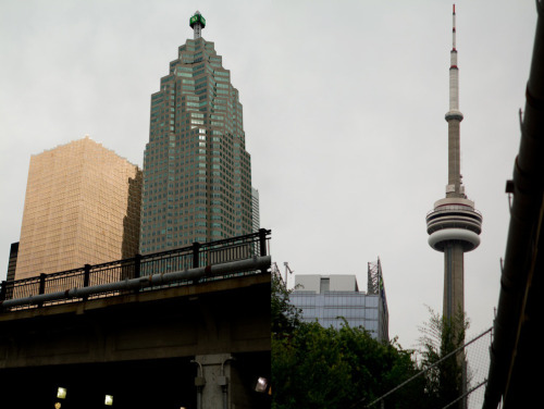 TD Tower and C.N. Tower