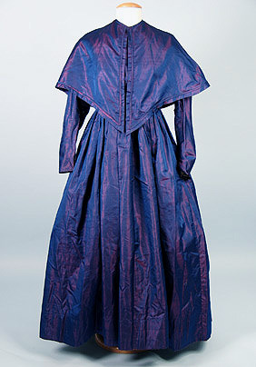 Day dress, ca 1850