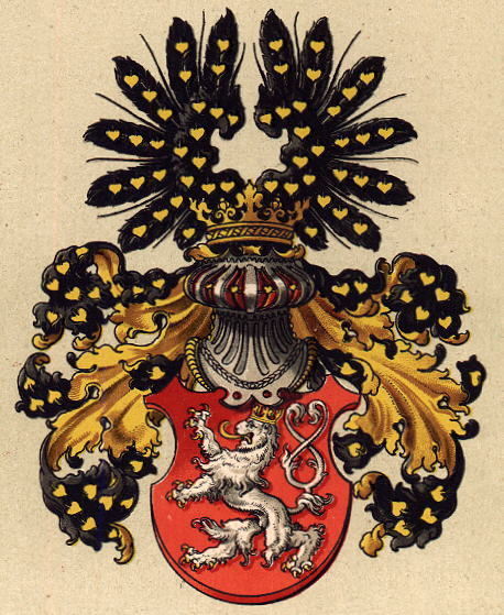 My Bohemian History Heraldry for the Kingdom of Bohemia