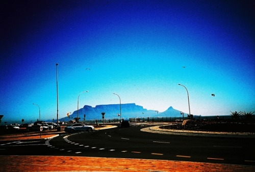 owlpooo:  Cape Town, South Africa. (by kontrast on Lomography)