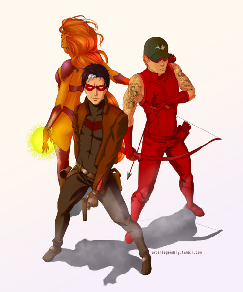 fuckyeahjasontodd:   The Outlaws  We may have had this on the blog already, but damn this is good.